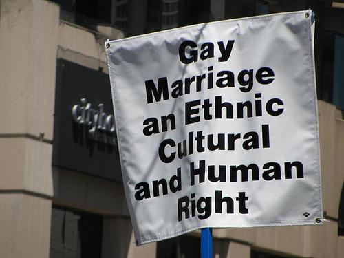 Op ed anti gay marriage