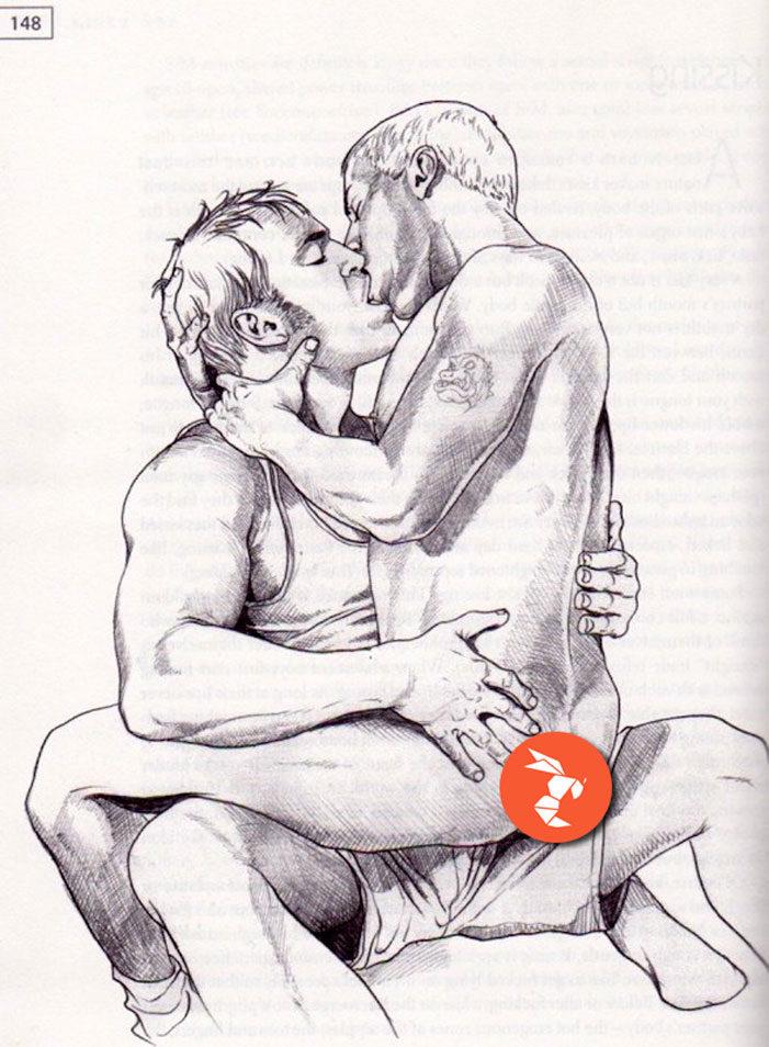 рисунок геи