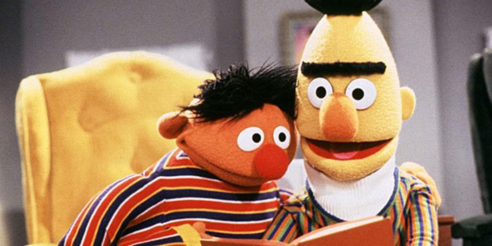 Bert show pride wedding