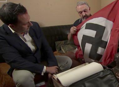 neo-nazi leader