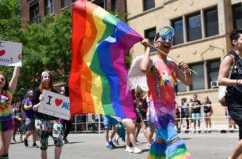 LGBT community growth